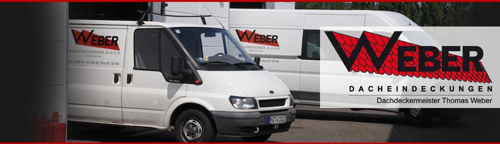 Thomas Weber Dacheindeckungen